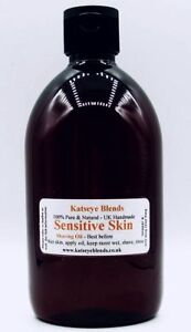 Sensitive-Skin-Moisturising-Shaving-Oil-x-500ml-100-Natural
