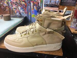 hot sale online 6620b 1ac02 Image is loading Nike-SF-AF-1-Mid-Air-Force-1-