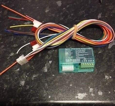 RYDER SMARTLOGIC 7 WAY TOWBAR ELECTRIC BYPASS RELAY