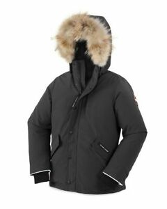 2020 Canada Goose Unisex Logan Big Boys Girls Parka Jacket ...