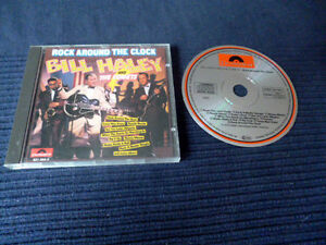 CD-Bill-Haley-amp-The-Comets-Rock-Around-The-Clock-LIVE-Concert-POLYDOR-1970-WGerm