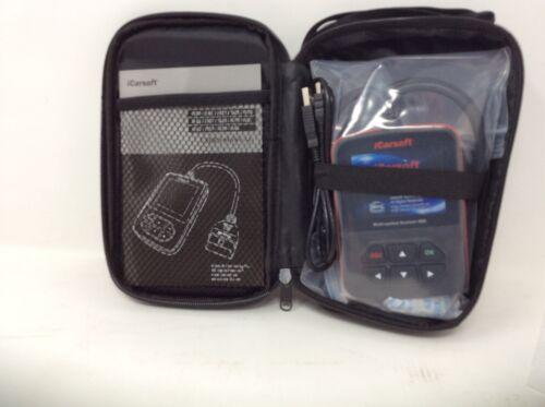Clearance OBDII iCarsoft i980 Diagnostic Multi-system Scanner for Mercedes