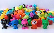 GoGo's Crazy Bones - 5x Random Assorted Figures - No Duplicates - Series 1-4