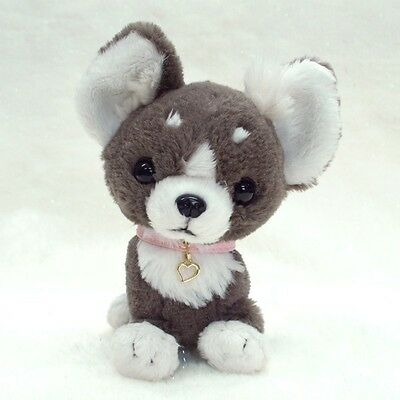 Chihuahua Soft Plush Blue cute & realistic