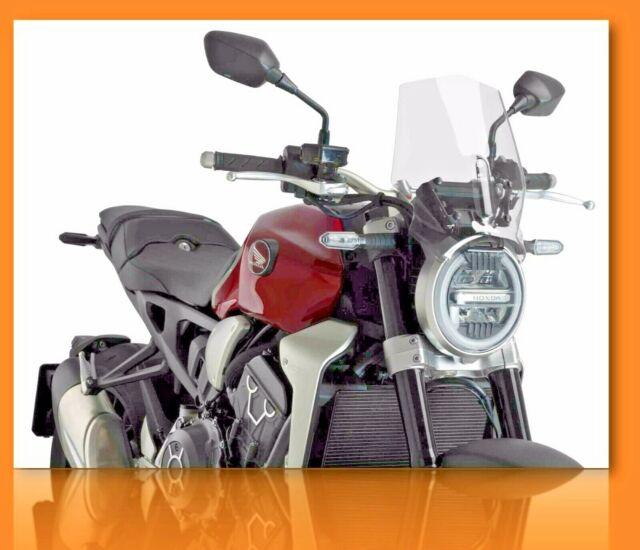 PUIG - 7013W - Naked New Generation Sport Windscreen