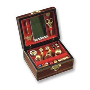 Dollhouse Fancy Jewelry Box Reutter 14568 Nostalgia Girls