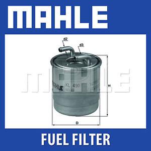 Mahle-Fuel-Filter-KL490D-Mercedes-C250-E250-cdi