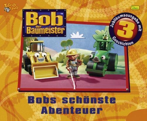 1 von 1 - Bob der Baumeister 25 - Bobs schönste Abenteuer von Ulrike Kenz