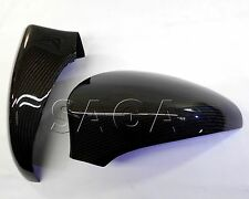 Lexus IS CT ES GS Class 2014~ON Real CARBON FIBERMirror Cover LHD Overlay Set
