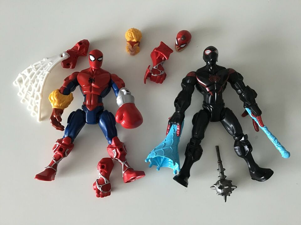 Action figur, Marvel