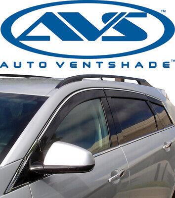 Auto Ventshade 896005 Ventvisor Low Profile Deflector 6 pc Fits 08-11 Impreza