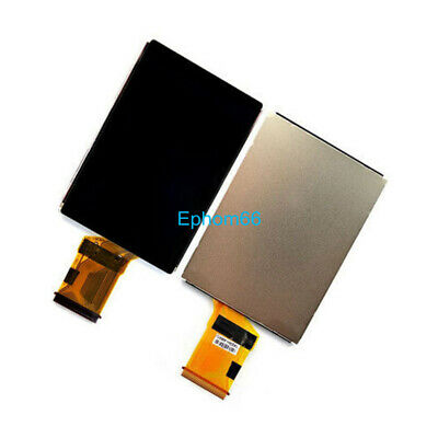 LCD Screen Display for Sony DSC HX7 HX 9 WX 9 HX 30 HX100 HX 10+Outer Glass