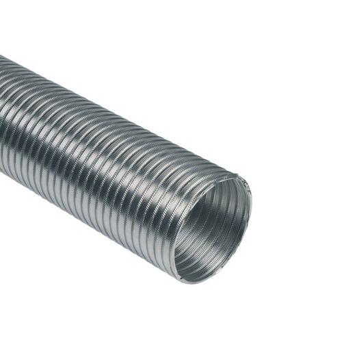 Flexibles L/'air chaud tube 110err 5 m Aluminium Climatisation Sèche-linge