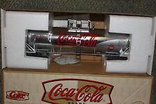 K-line Coca-Cola O Scale Extruded Aluminum Tank Car K-6341-5101
