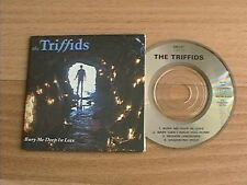"THE TRIFFIDS - BURY ME DEEP IN LOVE (RARE 3"" PROMO CD SINGLE - GATEFOLD SLEEVE)"