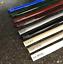 12mm Molding NEW Silver Motorhome /& Caravan Rail PVC Infill Rubber Trim Strip
