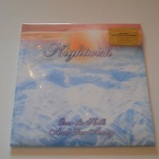 NIGHTWISH - OVER THE HILLS AND FAR AWAY - 2LPs LTD. EDITION COLOR VINYL NEW