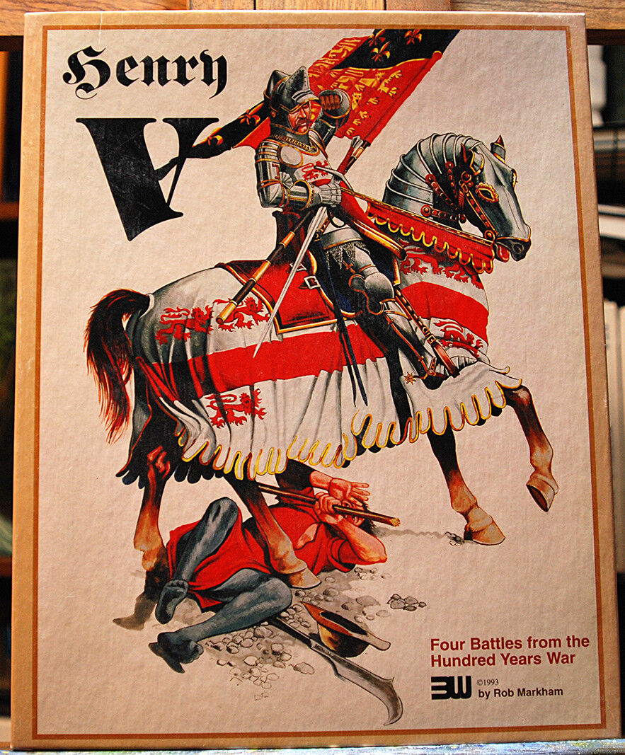 Henry v., azincourt, patay, formigny, louis 3w,   767, 1993, 85% unpunched