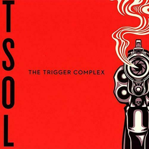 T.S.O.L. - The Trigger Complex (NEW VINYL LP)
