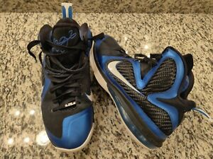info for 8dde4 17f21 Image is loading NIKE-LEBRON-9-KENTUCKY-469764-400-varsity-royal-
