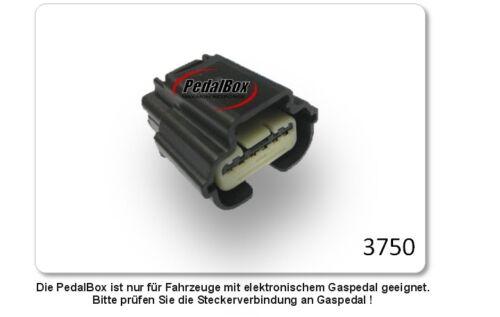 DTE Systems PedalBox 3s para jeep diverse modelos acelerador chip tuning...