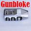 Muzzle-brake-M11-PLR-1-2x28-STAINLESS-Ruger-Howa-Savage-Remington-Mossberg thumbnail 7