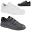 Mens-Touch-Fasten-Shoes-Mens-Touch-Fastening-Trainers-Sneakers-Pumps-Casual-Size miniatuur 1