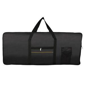 Portable-61-Key-Keyboard-Electric-Piano-Padded-Case-Gig-Bag-Oxford-Cloth-I9F6