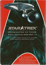 Star Trek Celebrating 40 Years SE Movie Collection Deutsche Ausgabe