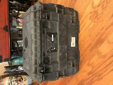 Pelican 0450 Mobile Tool Chest Toolbox And Foam Inserts No Tools Are Included