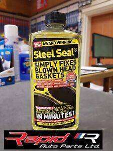 Steel Seal Head Gasket Repair - 16 Oz