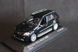 Minichamps-Mercedes-Benz-ML63-AMG-2008-1-43-Black-JS