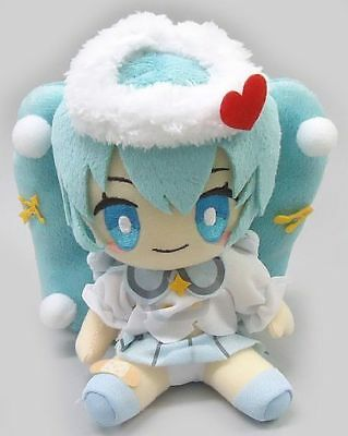 Angel Official 16cm TAI14100 US Seller NEW Taito Hatsune Miku Winter Plush