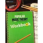 Rockschool Popular Music Theory Workbook Grade 3 Bk Various Very Good Conditio