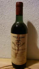 Botella de vino / Wine Bottle VEGA SICILIA UNICO 1964