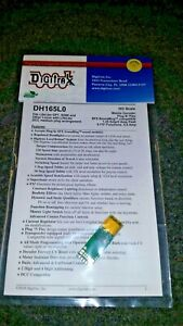 Digitrax-DH1656LO-6-function-decoder-HO-scale-board-replacement-NIP