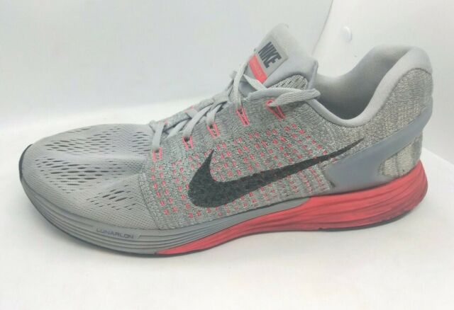 Nike Lunarglide 7 Men Gray Athletic
