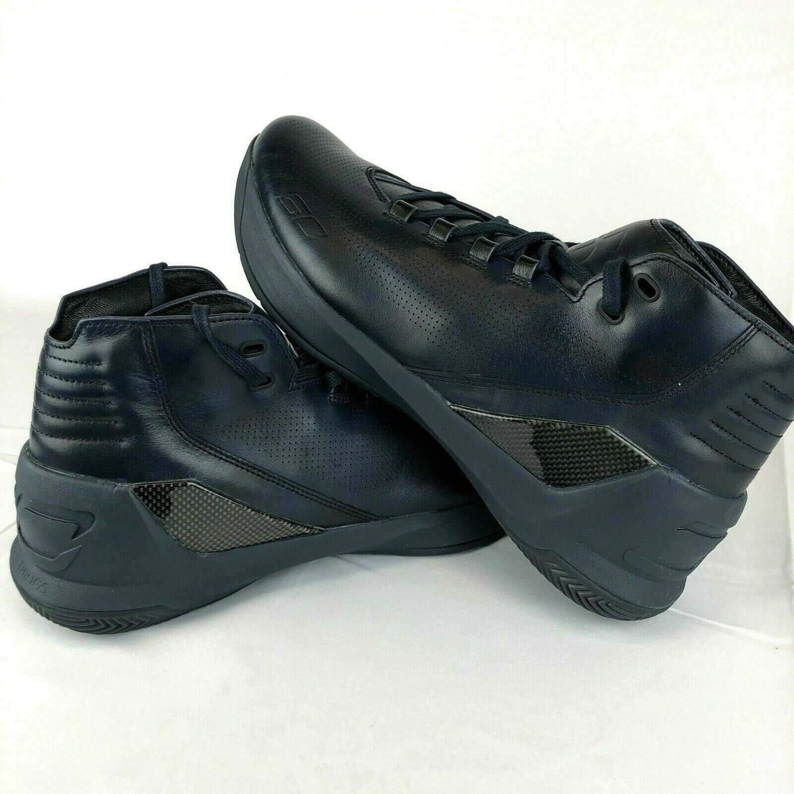 Under Armour Curry Curry Curry 3 Lux Limited Edition Leather Basketball  1299661-997 SZ 8 eef92d