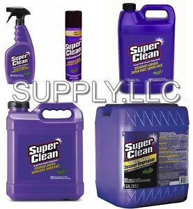 Superclean-101723-Super-Clean-Degreaser-32-Oz-1-Gal-2-5-Gal-5-Gal