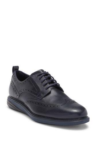 disponibile NIB  Cole Haan Haan Haan C26309 GrandEvolution Wing  Oxford  LEATHER scarpe CHOOSE Dimensione  omaggi allo stadio