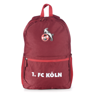 "FC Köln Schul /& Freizeitrucksack /""bordeaux/"" 1"