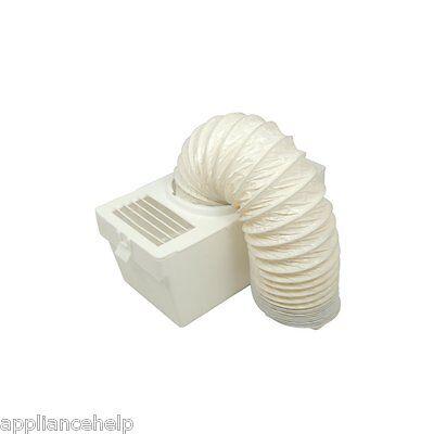 Si adatta al coperto Asciugatrice Creda Condensatore Sfiato Kit Tubo flessibile