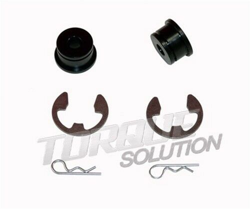 TORQUE SOLUTION SHIFTER CABLE BUSHINGS TOYOTA CELICA GT 2000+
