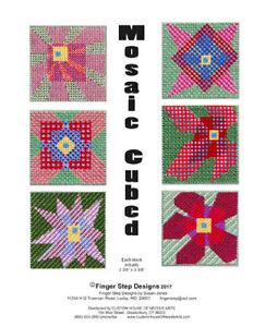 Dots  Spots /& Blocks reference Pack Susan Jones Finger Step Designs 200 patterns
