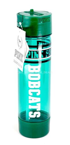 New Victoria/'s Secret PINK 24oz Ohio Bobcats Collegiate Campus Water Bottle