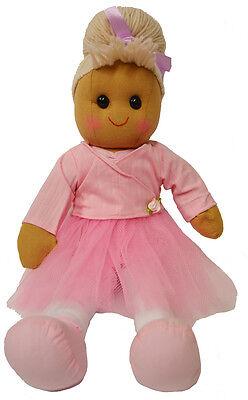 Powell Craft grande Bambola di Pezza Ballerina