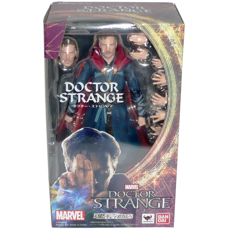 Bandai Tamashii Limited S.H.Figuarts Marvel Avengers Doctor Strange Strange Strange Figure f5b426