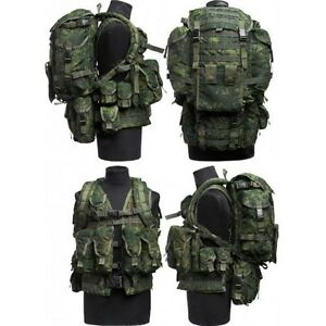 3d574591e109 Image is loading Russian-army-Assault-Tactical-Vest-6SH112-Original