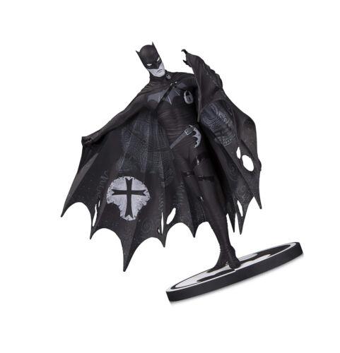 noir et blanc 7/' DC Comics APR180308 Batman Statue par Gerard Way