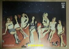 SNSD YOU THINK Official Poster 5th Album Girl's Generation Tube Case  소녀시대